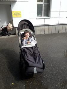 Войтко Светлана - нужны средства на операцию мальчику с ДЦП.