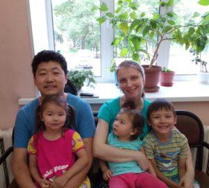 Цуй Вите - малышу из семьи Михаила и Галины - требуются средства на лечение