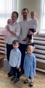 Игнатьевы. Страшное горе в семье Игнатьевых. Погибли отец, мать, маленький ребенок, трое детей остались сиротами.